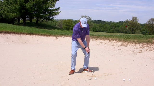 Four Tough Bunker Lies & How to Play Them
