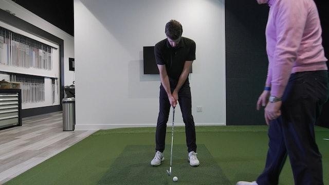 Ball Position - Full Swing