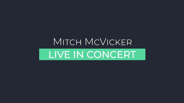Mitch Mcvicker Concert