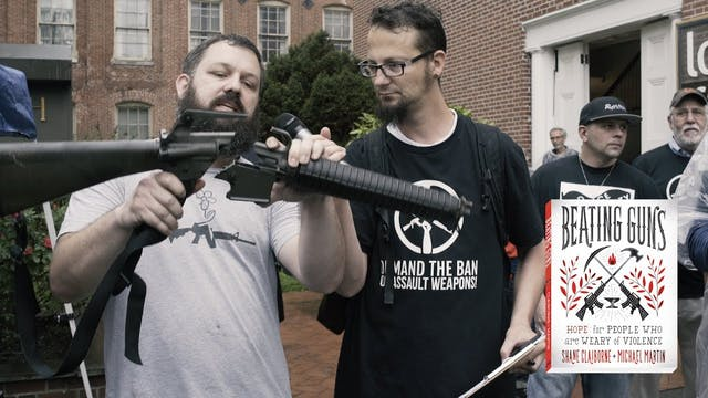 Shane Claiborne & Friends on Gun Violence