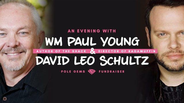 An Evening w/ WM Paul Young & David L...
