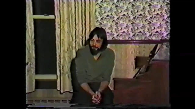 Trailer for Rich Mullins Documentary