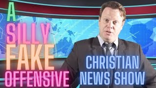 Churchianity Today   Breaking News: Cornasomething