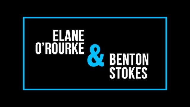 Elane O'Rourke & Ben Stokes