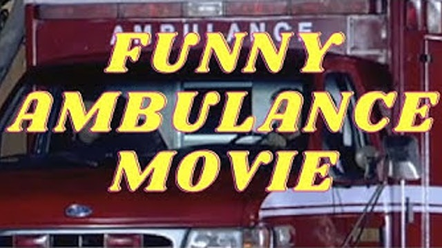 The Best of David Leo Schultz in a Funny Ambulance Movie
