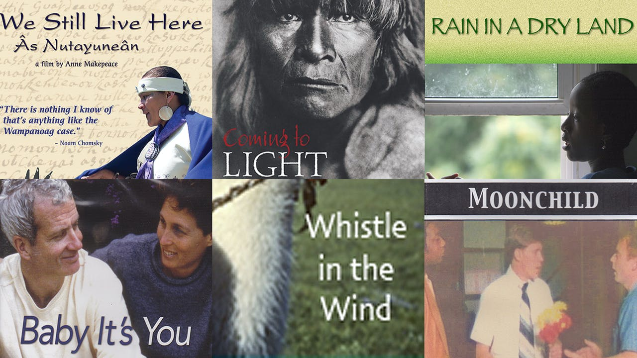 6 Titles: We Still Live Here · Rain in a Dry Land · Coming to Light · Baby It's You · Whistle in the Wind · Moonchild
