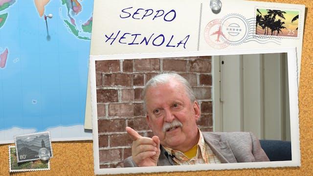 Maailmankuvia - Seppo Heinola