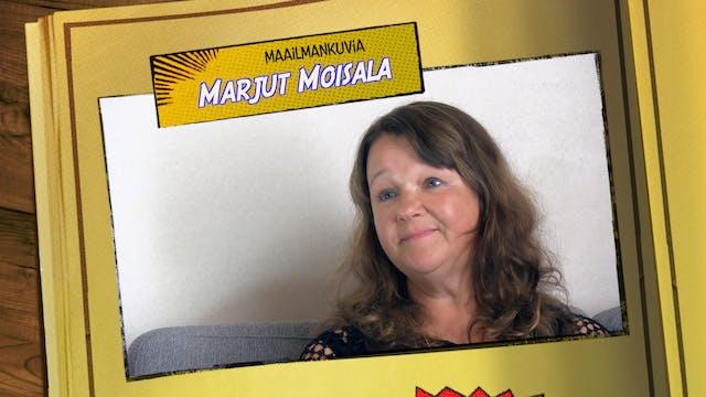 Maailmankuvia - Marjut Moisala