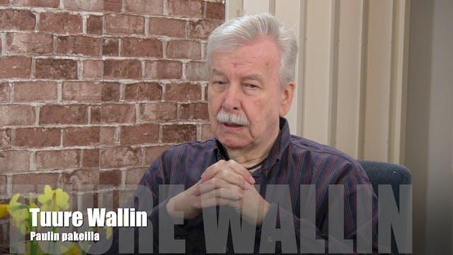 RTV esittää: Paulin pakeilla Tuure Wallin