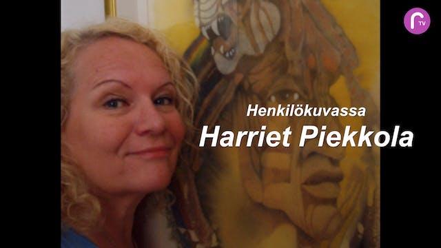 RTV esittää: Henkilökuvassa Harriet Piekkola