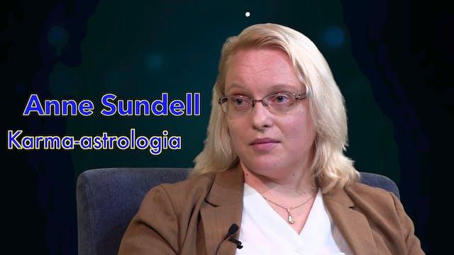 RTV esittää: Anne Sundell ja karma-astrologia