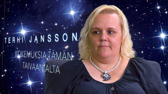 RTV esittää: Terhi Jansson Kokemuksia tämän taivaan alta