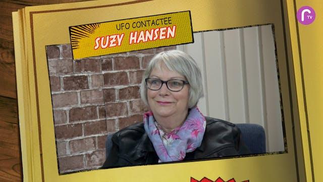 RTV esittää: Maailmankuvia Suzy Hansen