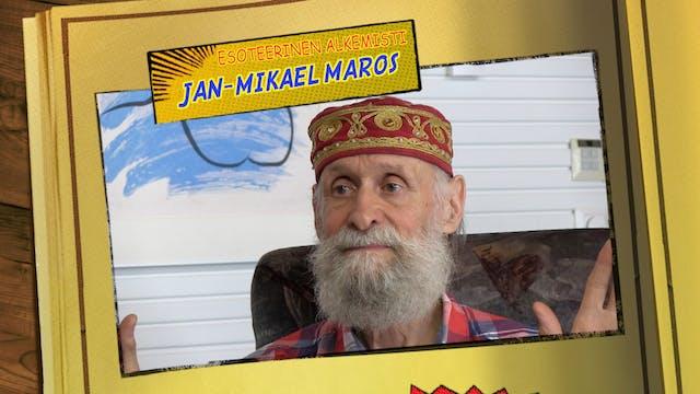 Maailmankuvia Jan-Mikael Maros