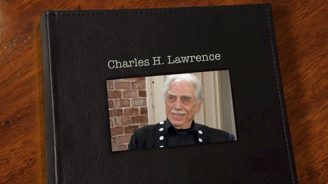 RTV esittää: kohtaamisia Charles Lawrence