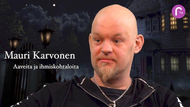 RTV esittää: Mauri Karvonen - Aavetaloja ja ihmiskohtaloita