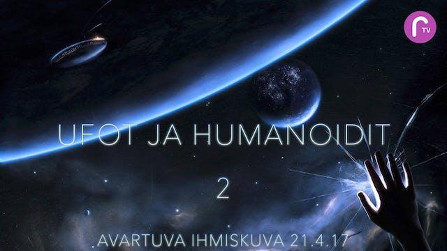 RTV esittää: UFOt ja humanoidit 2