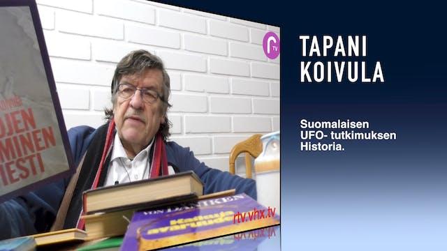 RTV esittää: Tapani Koivula ja ufotutkimuksen historia