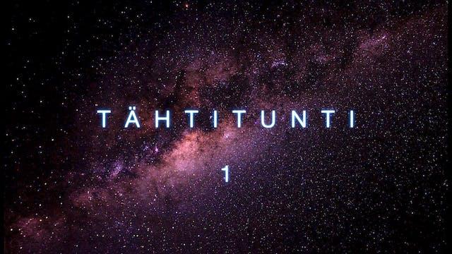 RTV esittää: Tähtitunti 1