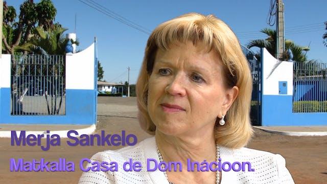 RTV esittää: Merja Sankelo - Matkalla de Dom Inacioon