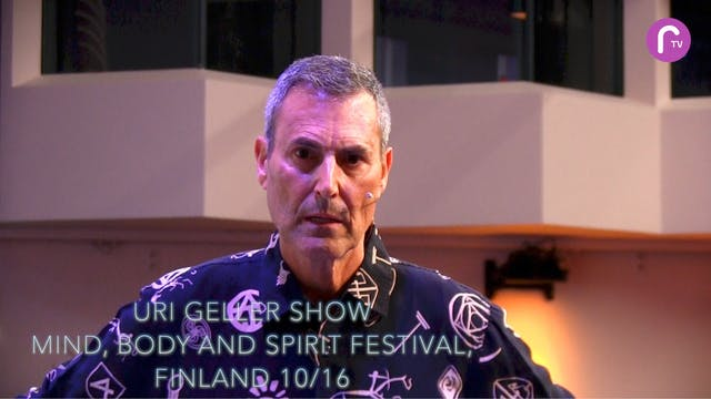 RTV presents: Uri show in hengen ja tiedon messut
