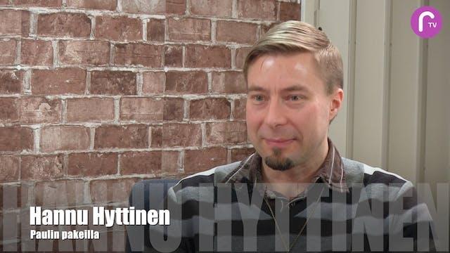 RTV esittää: Paulin pakeilla Hannu Hyttinen