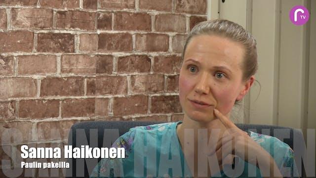 RTV esittää: Paulin pakeilla Sanna Haikonen