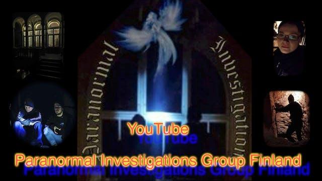RTV esittää: Paranormal Investigation Group- Fin