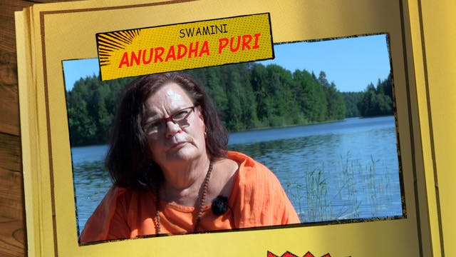 RTV esittää: Maailmankuvia Swamini Anuradha Puri