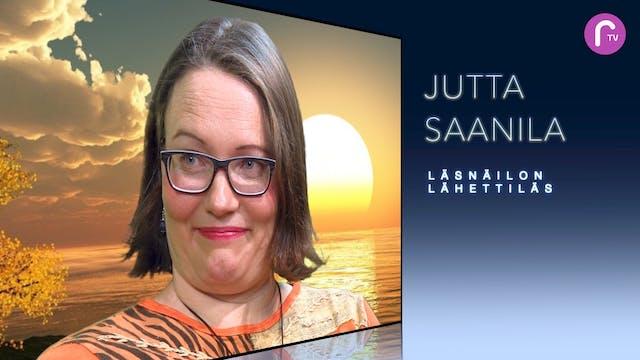 RTV esittää: Jutta Saanila Läsnäilon lähettiläs