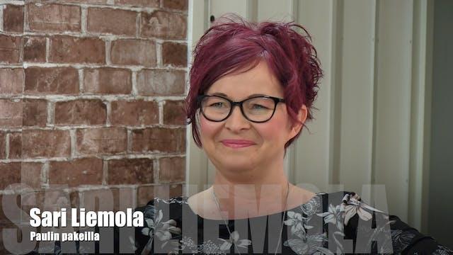 RTV esittää: Paulin pakeilla Sari Liemola