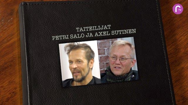 RTV esittää: Kohtaamisia Petri Salo ja Axel Sutinen