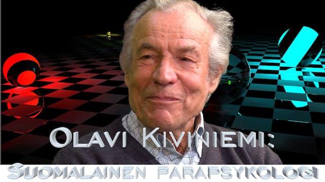 RTV esittää: Olavi Kiviniemi- parapsykologi