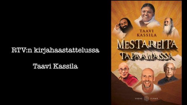 RTV esittää: Taavi Kassila ja Mestareita tapaamassa kirja