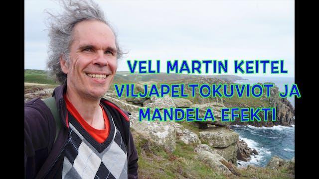 RTV esittää: Veli Martin Keitel Viljapeltokuviot.