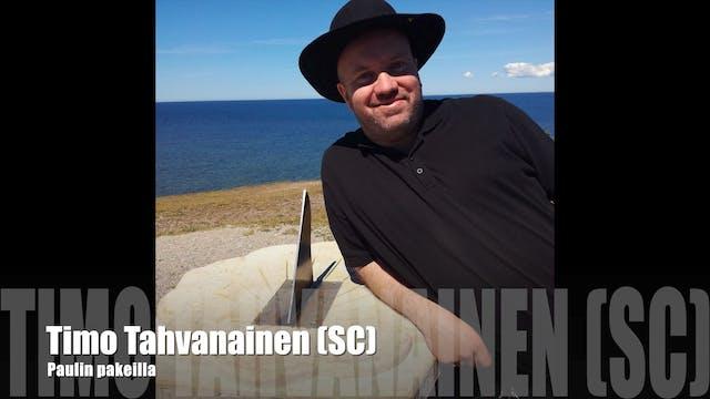 RTV esittää: Paulin pakeilla Shadow Camera alias Timo Tahvanainen