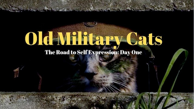 Old Military Cats