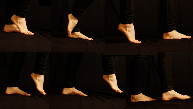 Strengthening The Feet & Healing Chronic Pain