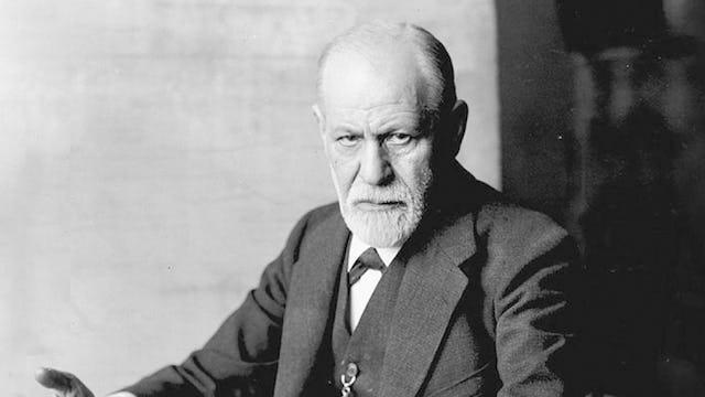 Sigmund Freud's Black Eye & The Unpleasant Healing