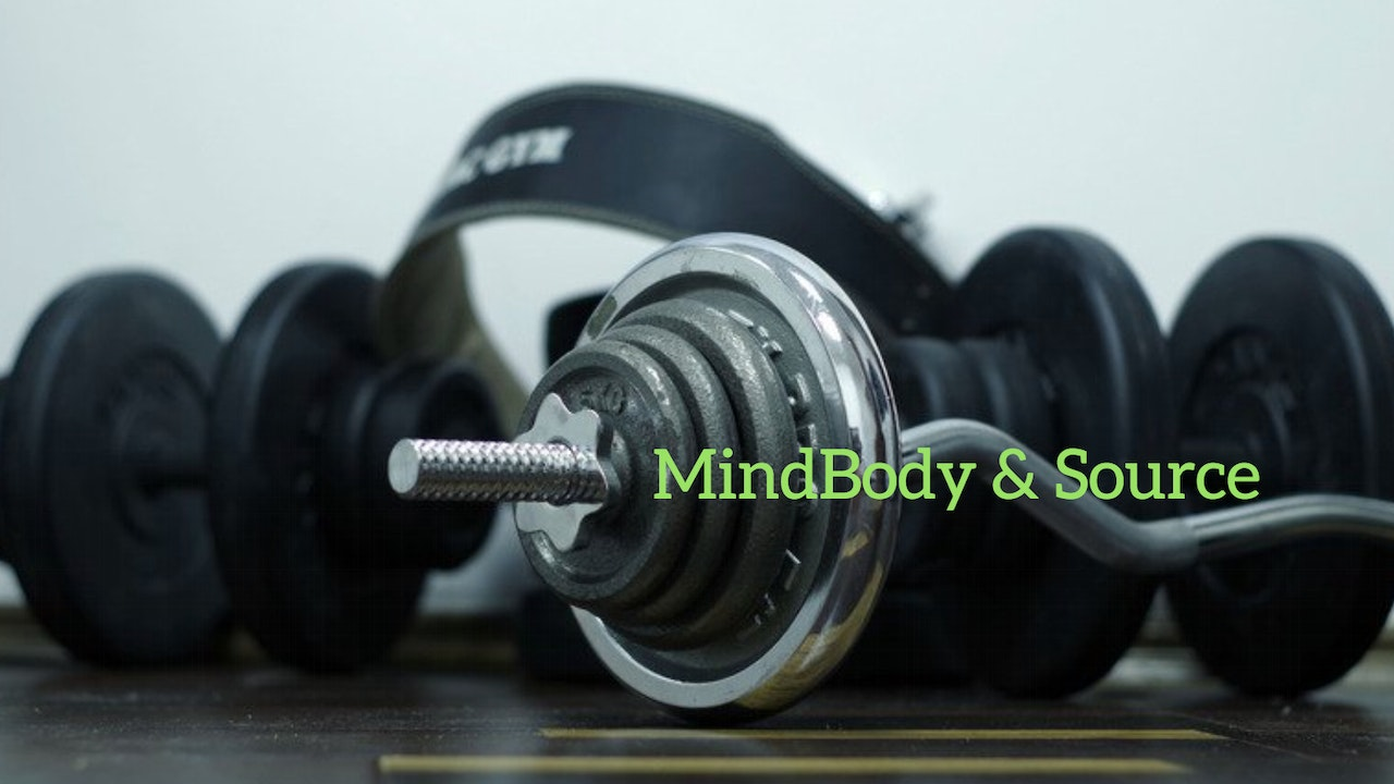 Mind Body Fitness With Ralphitness