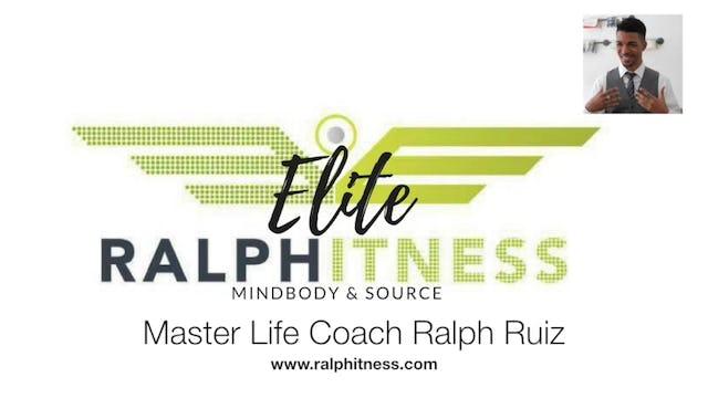 Ralphitness 1-on-1: Healing Sadness & Chronic Pain Using The Mind Body Connection.