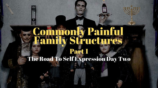 Commonly Painful Family Structures Part 1