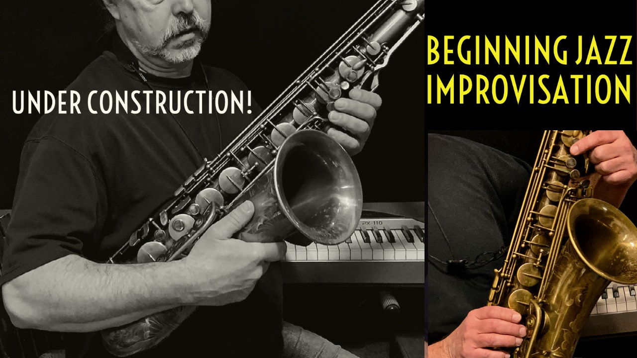 Beginning Jazz Improvisation!