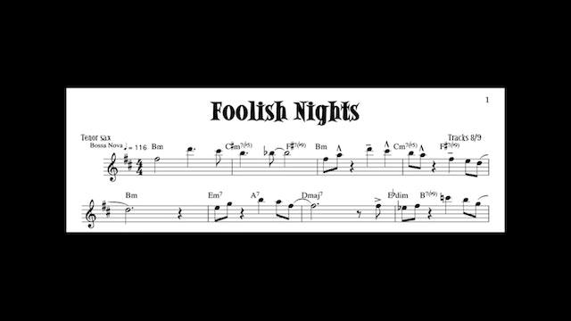 Foolish Nights