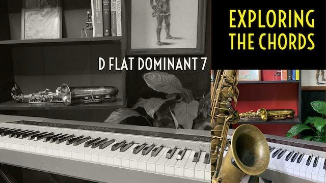 6. Exploring Db Dominant 7