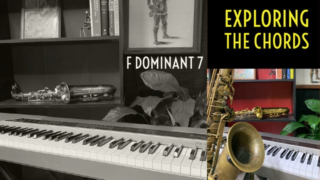 2. Exploring F Dominant 7