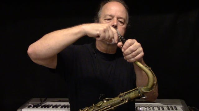 Advanced Jazz Articulation, Part 4- A...
