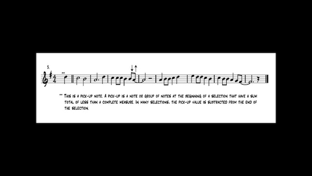 Lesson 6 Playing Exercise Demonstrations - Tenor Sax