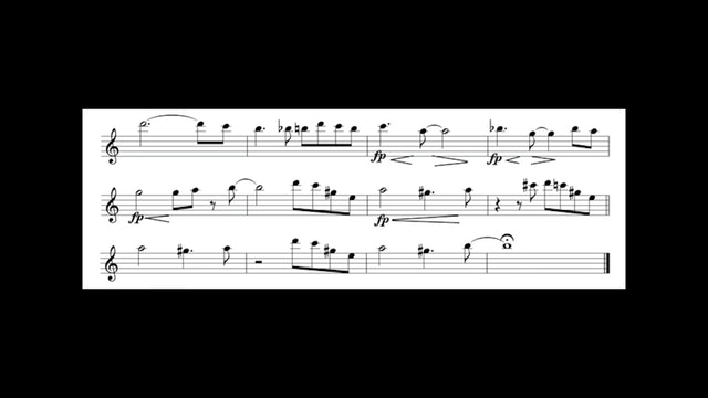 Harvest Moon - Easy-Medium Etude