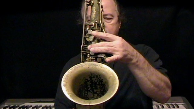 Jazz Lesson 1- Developing a Practice Strategy
